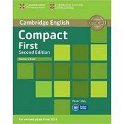 Compact First - Teacher's Book