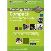 Compact First for Schools - Presentation Plus (DVD-ROM)