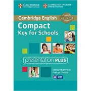 Compact Key for Schools - Presentation Plus (DVD-ROM)