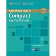 Compact Key for Schools - Teacher's Book