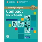 Compact Key for Schools - Workbook (without Answers with Audio CD)