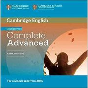 Complete Advanced - Class Audio CDs (2)