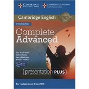 Complete Advanced - Presentation Plus (DVD-ROM)