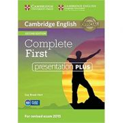 Complete First - Presentation Plus (DVD-ROM)