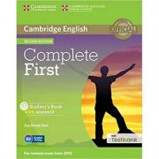 Complete First - Student's Book (with Answers with CD-ROM and Testbank)