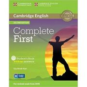 Complete First - Student's Book (without Answers and CD-ROM)