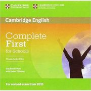 Complete First for Schools - Class Audio CDs (2)