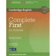 Complete First for Schools - Teacher's Book
