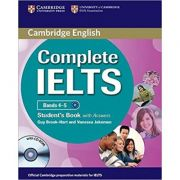Complete IELTS: Bands 4-5 - Student's Book (with Answers and CD-ROM)