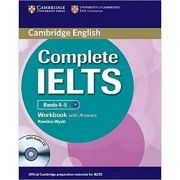 Complete IELTS: Bands 4-5 - Workbook (with Answers and Audio CD)