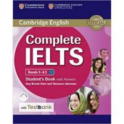 Complete IELTS: Bands 5-6. 5 - Student's Book (with Answers, CD-ROM and Testbank)