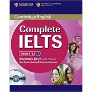 Complete IELTS: Bands 5-6. 5 - Students Pack Student's Pack (Student's Book with Answers, CD-ROM and 2X Class Audio CDs)