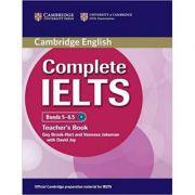 Complete IELTS: Bands 5-6. 5 - Teacher's Book
