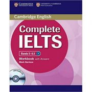Complete IELTS: Bands 5-6. 5 - Workbook (with Answers and Audio CD)
