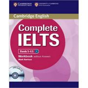 Complete IELTS: Bands 5-6. 5 - Workbook (without Answers with Audio CD)