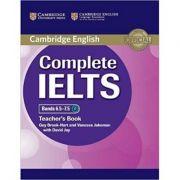 Complete IELTS: Bands 6. 5-7. 5 - Teacher's Book