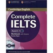 Complete IELTS: Bands 6. 5-7. 5 - Workbook (with Answers and Audio CD)