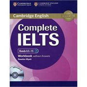 Complete IELTS: Bands 6. 5-7. 5 - Workbook (without Answers with Audio CD)