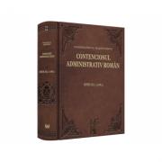 Contenciosul administrativ roman - Constantin G. Rarincescu