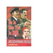 De la Sun tzu la KGB. Arta dezinformarii strategice - Volumul 1 - Vladimir Alexe