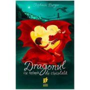 Dragonul cu inima de ciocolata - Stephanie Burgis