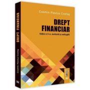 Drept financiar. Editia a 2-a - Cosmin Flavius Costas