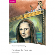 Easystart. Marcel and the Mona Lisa Book and MP3 Pack - Stephen Rabley