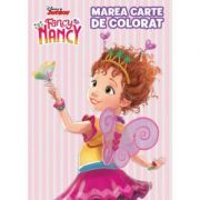 Fancy Nancy - Marea carte de colorat