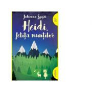 Heidi, fetita muntilor (repovestire) - Johanna Spyri