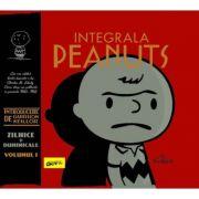 Integrala Peanuts. Volumul 1 - Charles Schulz
