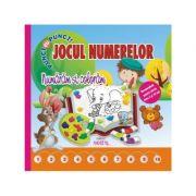 Jocul numerelor. Numaram si coloram