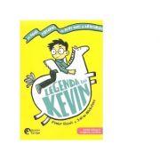 Legenda lui Kevin. Editie bilingva engleza-romana - Philip Reeve, Sarah McIntyre