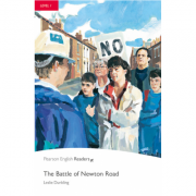Level 1: Battle of Newton Road Book and CD Pack - Leslie Dunkling