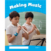 Level 1. Making Music CLIL - Nicole Taylor