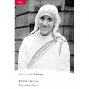 Level 1: Mother Teresa Book and CD Pack - D'Arcy Adrian-Vallance