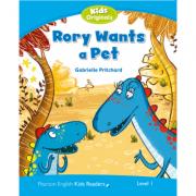 Level 1. Rory Wants a Pet - Gabrielle Pritchard