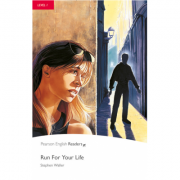 Level 1: Run For Your Life Book and CD Pack - Stephen Waller
