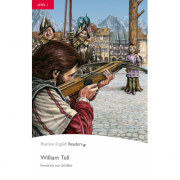 Level 1: William Tell Book and MP3 Pack - Friedrich von Schiller