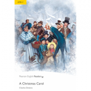 Level 2: A Christmas Carol Book and MP3 Pack - Charles Dickens