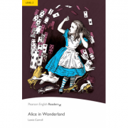 Level 2: Alice in Wonderland Book and MP3 Pack - Lewis Carroll