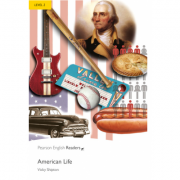 Level 2. American Life - Vicky Shipton