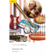 Level 2: American Life Book and MP3 Pack - Vicky Shipton