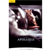 Level 2: Apollo 13 Book and CD Pack - Dina Anastasio
