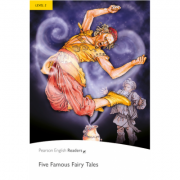 Level 2. Five Famous Fairy Tales Book and MP3 Pack - Hans Christian Andersen