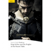 Level 2. King Arthur and the Knights of the Round Table Book and MP3 Pack - Deborah Tempest