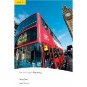 Level 2. London Book and MP3 Pack - Vicky Shipton
