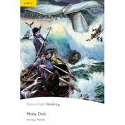 Level 2. Moby Dick Book and MP3 Pack - Herman Melville