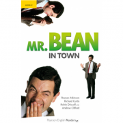 Level 2: Mr Bean in Town Book and MP3 Pack - Rowan Atkinson