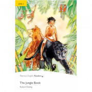Level 2: The Jungle Book and MP3 Pack - Rudyard Kipling