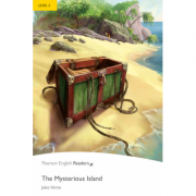 Level 2. The Mysterious Island Book and MP3 Pack - Jules Verne